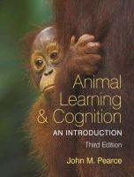 Pearce, John M. - Animal Learning and Cognition - 9781841696560 - V9781841696560