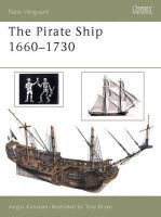 Konstam, Angus - Pirate Ship 1660-1730 - 9781841764979 - V9781841764979