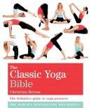 Christina Brown - Yoga Bible (Godsfield Bible Series) - 9781841813684 - V9781841813684