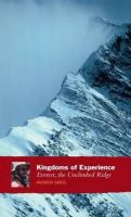 Andrew Greig - Kingdoms of Experience - 9781841953762 - V9781841953762
