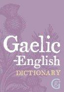 Geddes & Grosset - Gaelic - English Dictionary - 9781842055915 - KTG0021662