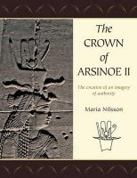 Nilsson, Maria - Crown of Arsinoe II - 9781842174920 - V9781842174920