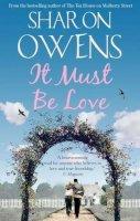 Sharon Owens - It Must Be Love - 9781842233405 - KEX0245268