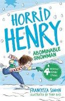Simon, Francesca - Horrid Henry and the Abominable Snowman - 9781842550700 - V9781842550700