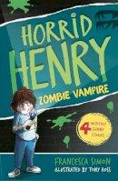 Simon, Francesca - Horrid Henry and the Zombie Vampire - 9781842551356 - V9781842551356