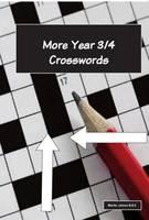 James, Martin - More Year 3 4 Crosswords - 9781842854181 - V9781842854181