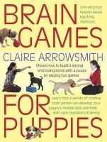 Claire Arrowsmith - Brain Games for Puppies - 9781842862483 - V9781842862483
