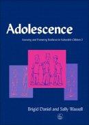 Daniel, Brigid - Adolescence: Assessing and Promoting Resilience in Vulnerable Children 3 (Volume 3) - 9781843100195 - V9781843100195