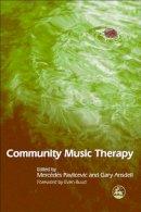 - Community Music Therapy - 9781843101246 - V9781843101246