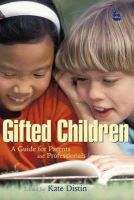 - Gifted Children: A Guide for Parents And Professionals - 9781843104391 - V9781843104391