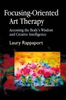 Rappaport, Laury - Focusing-Oriented Art Therapy - 9781843107606 - V9781843107606
