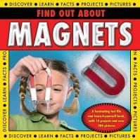 Parker, Steve - Find Out About Magnets - 9781843228950 - V9781843228950