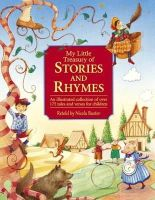 Baxter, Nicola - My Little Treasury of Stories & Rhymes - 9781843229049 - V9781843229049