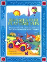 Baxter, Nicola - Rhymes for Playtime Fun - 9781843229216 - V9781843229216