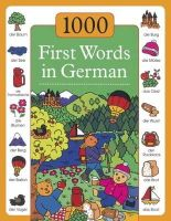 Kenkmann, Andrea - 1000 First Words in German - 9781843229582 - V9781843229582