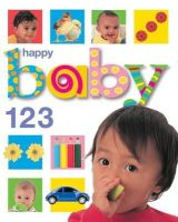 Priddy, Roger - Happy Baby: 123 - 9781843324553 - KEX0245176