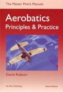 David Robson - Aerobatics - 9781843360810 - V9781843360810