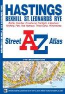 Geographers' A-Z Map Company - Hastings Street Atlas - 9781843486640 - V9781843486640