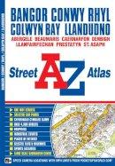 Geographers' A-Z Map Company - Bangor & Conwy Street Atlas - 9781843487203 - V9781843487203