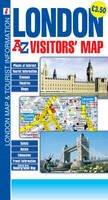 Geographers' A-Z Map Company - London: A-Z Visitors Map - 9781843488880 - V9781843488880