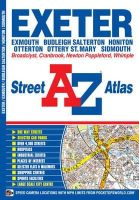 Geographers' A-Z Map Company - Exeter Street Atlas - 9781843489160 - V9781843489160