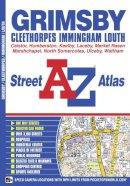 Geographers' A-Z Map Company - Grimsby Street Atlas - 9781843489184 - V9781843489184