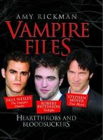 Amy Rickman - Vampire Files: Heartthrobs and Bloodsuckers - 9781843582649 - V9781843582649