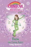 DAISY MEADOWS - Fern the Green Fairy (Rainbow Fairies) - 9781843620198 - KTG0007208