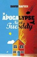 Safier, David - Apocalypse Next Tuesday - 9781843915072 - V9781843915072