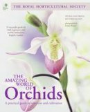Brian Rittershausen, Wilma Rittershausen - Amazing World of Orchids - 9781844009398 - KEX0290218