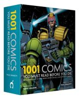 Cassell Illustrated - 1001 Comic Books - 9781844036981 - KEX0243125
