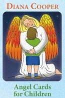 Diana Cooper - Angel Cards for Children - 9781844090273 - V9781844090273