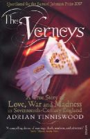 Tinniswood, Adrian - The Verneys: Love, War and Madness in Seventeenth-Century England - 9781844134144 - V9781844134144