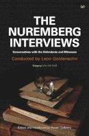 Goldensohn, Leon - The Nuremberg Interviews - 9781844139194 - V9781844139194