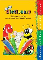 Wernham, Sara, Lloyd, Sue, Janes, Michael - Jolly Dictionary - 9781844140008 - KRA0003379