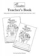 Sara Wernham, Sue Lloyd - Jolly Phonics Teacher's Book - 9781844141616 - V9781844141616