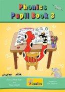 Sara Wernham, Sue Lloyd - Jolly Phonics Pupil Book 3 - 9781844141692 - V9781844141692