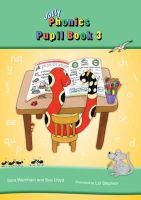 Wernham, Sara, Lloyd, Sue - Jolly Phonics Pupil Book 3 in Print Letters (Jolly Learning) - 9781844141791 - KEX0238063
