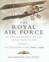Philpott, Ian M. - The Royal Air Force 1918 to 1939 - 9781844151547 - V9781844151547