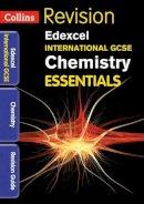 Steve Langfield, Alison Wright, Dan Evans - Edexcel International GCSE Chemistry: Revision Guide (Collins IGCSE Essentials) - 9781844197408 - KSG0015419