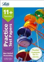 Macey, Pamela - Letts 11+ Success - 11+ Non-Verbal Reasoning Practice Test Papers - Multiple-Choice: For the GI Assessment Tests - 9781844198405 - V9781844198405