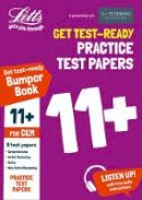 The 11 Plus Tutoring Academy - Letts 11+ Success — 11+ Practice Test Papers Bumper Book, Inc. Audio Download: For The CEM Tests - 9781844198436 - V9781844198436