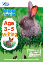 Collins Uk - Letts Wild About – English — Writing Age 3-5 - 9781844198771 - V9781844198771