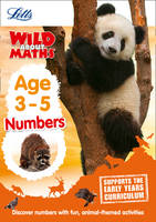 Collins UK - Letts Wild About – Maths — Numbers Age 3-5 - 9781844198795 - V9781844198795