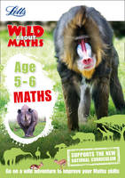 Collins UK - Letts Wild About – Maths — Maths Age 5-6 - 9781844198818 - V9781844198818