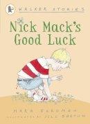 Bergman, Mara - Nick Mack's Good Luck - 9781844280919 - KIN0032794