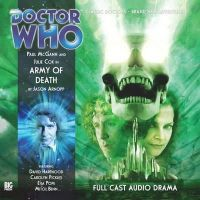 Arnopp, Jason - Dr Who 155 Army of Death CD (Dr Who Big Finish) - 9781844356034 - V9781844356034