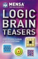 Carter, Philip J., Russell, Ken - Mensa: Logic Brainteasers - 9781844423385 - KSG0009625