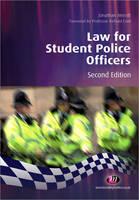 Merritt, Jonathan - Law for Student Police Officers - 9781844452507 - V9781844452507
