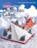 Bradford, Paul, Brice, David - Decorating Christmas Cakes - 9781844488834 - V9781844488834